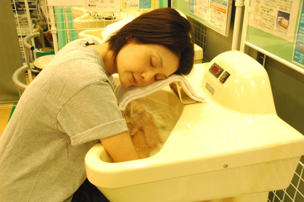 有機ゲルマニウム温浴